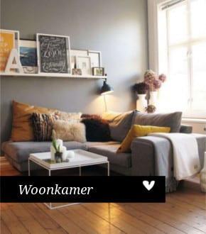 Woonruimtes wooninspiratie en idee n voor elke woonruimte Woonideeen woonkamer
