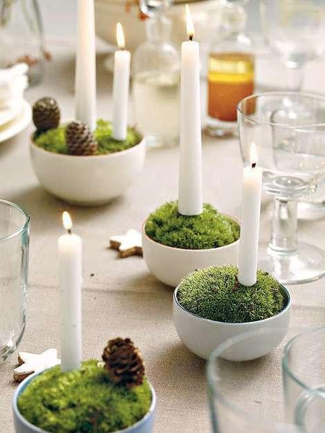 Decoratie voor op tafel woontrendz for Decoratie op dressoir