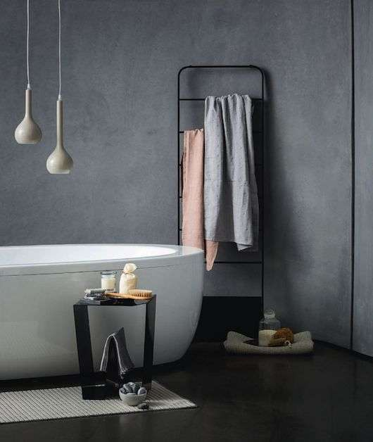 Woonkamer raamdecoratie industrieel - Deco toilet zwart ...