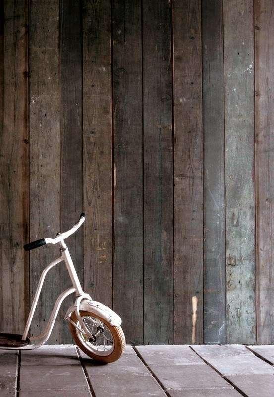 Sloophout behang van Piet Hein Eek - Woontrendz