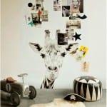 groovy magnets magneetbehang giraffe