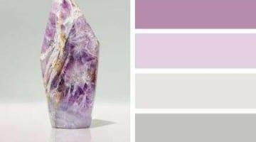 Kleurinspiratie paarstinten