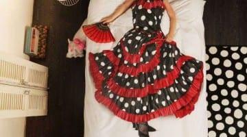SNURK dekbedovertrek flamenco