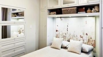 Kleine slaapkamer tips