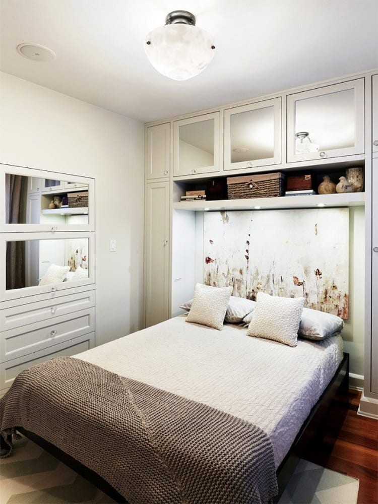 Wonderbaar Kleine slaapkamer tips - Woontrendz OT-09