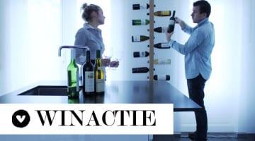 Woontrendz winactie wijnpaal