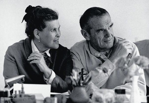 Ontwerpers Charles en Ray Eames