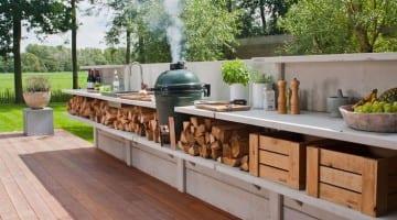 5 Tips voor de buitenkeuken
