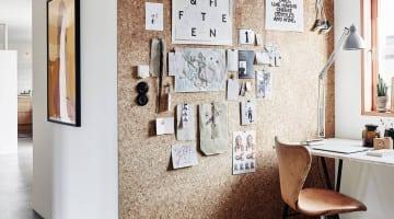 Een inspiratievol kantoor, tips en trucs!