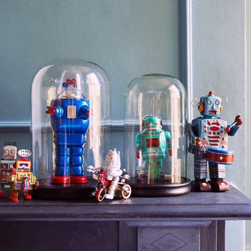Vintage speelgoed in stolpen