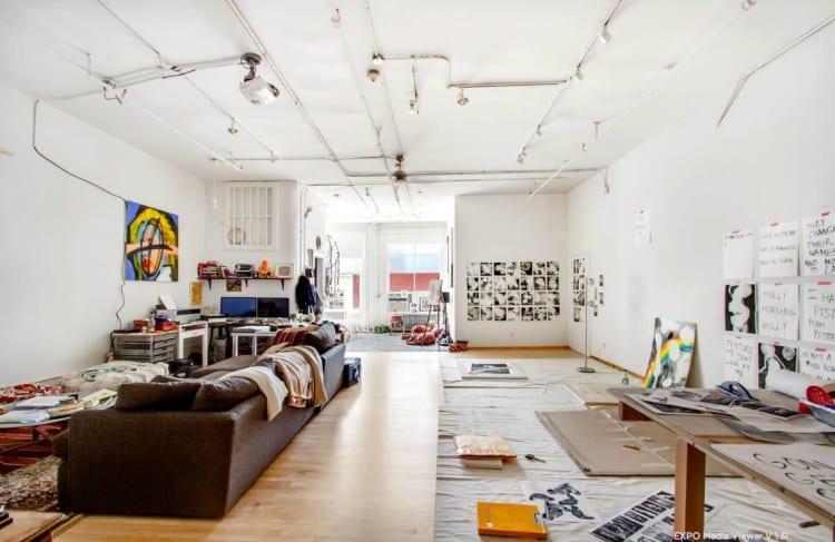 Woontrend 'Atelier'; leef als een kunstenaar