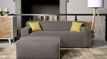 Het design bankstel voor iedere woonkamer