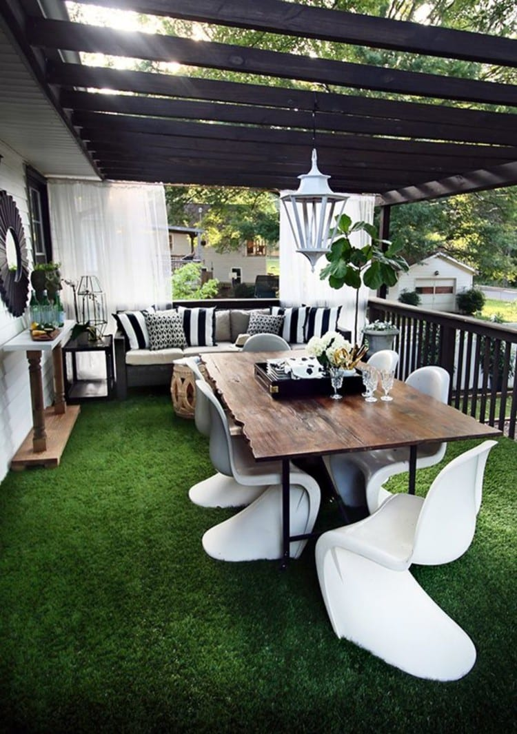 Het gras is altijd groener bij de buren…!