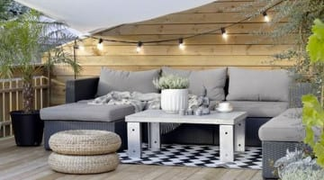 Comfort in je tuin? Kies de juiste loungebank!