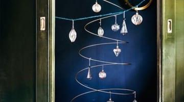 Alternatieve kerstboom ideeen