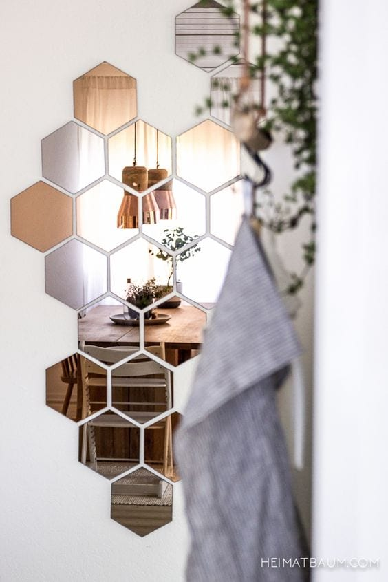 Spiegels hexagon