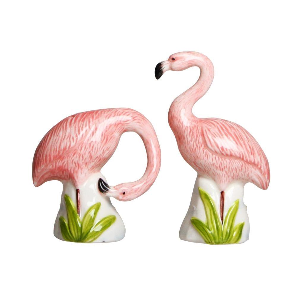 Flamingo peper en zoutstel