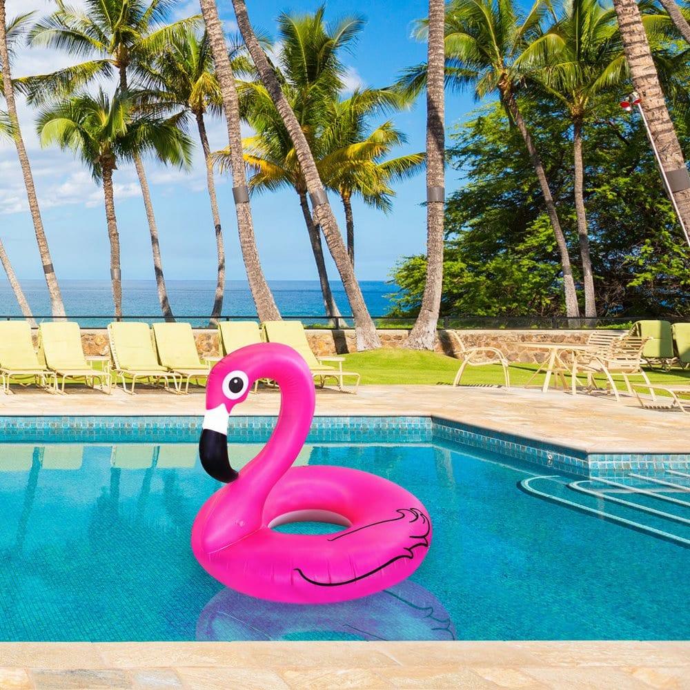 Flamingo zwemband