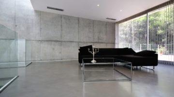 Woontrendz betonvloer