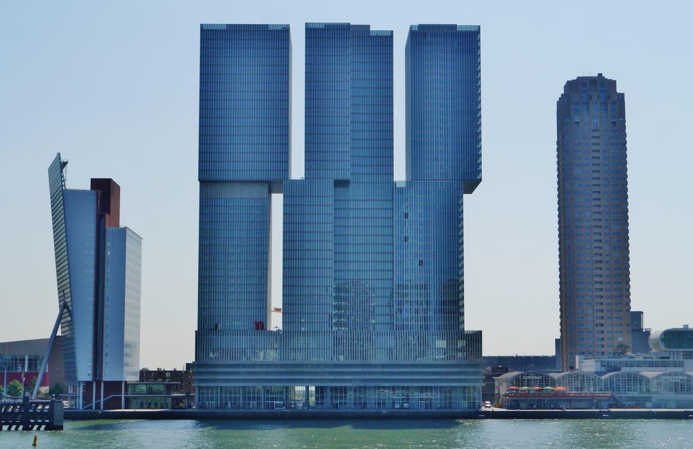 De Rotterdam toren
