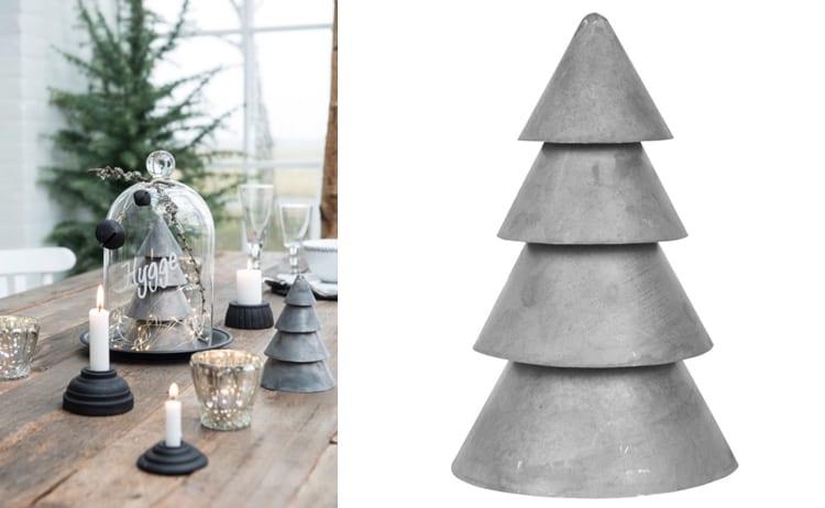 Metalen kerstboom accessoire VTwonen - Woontrendz