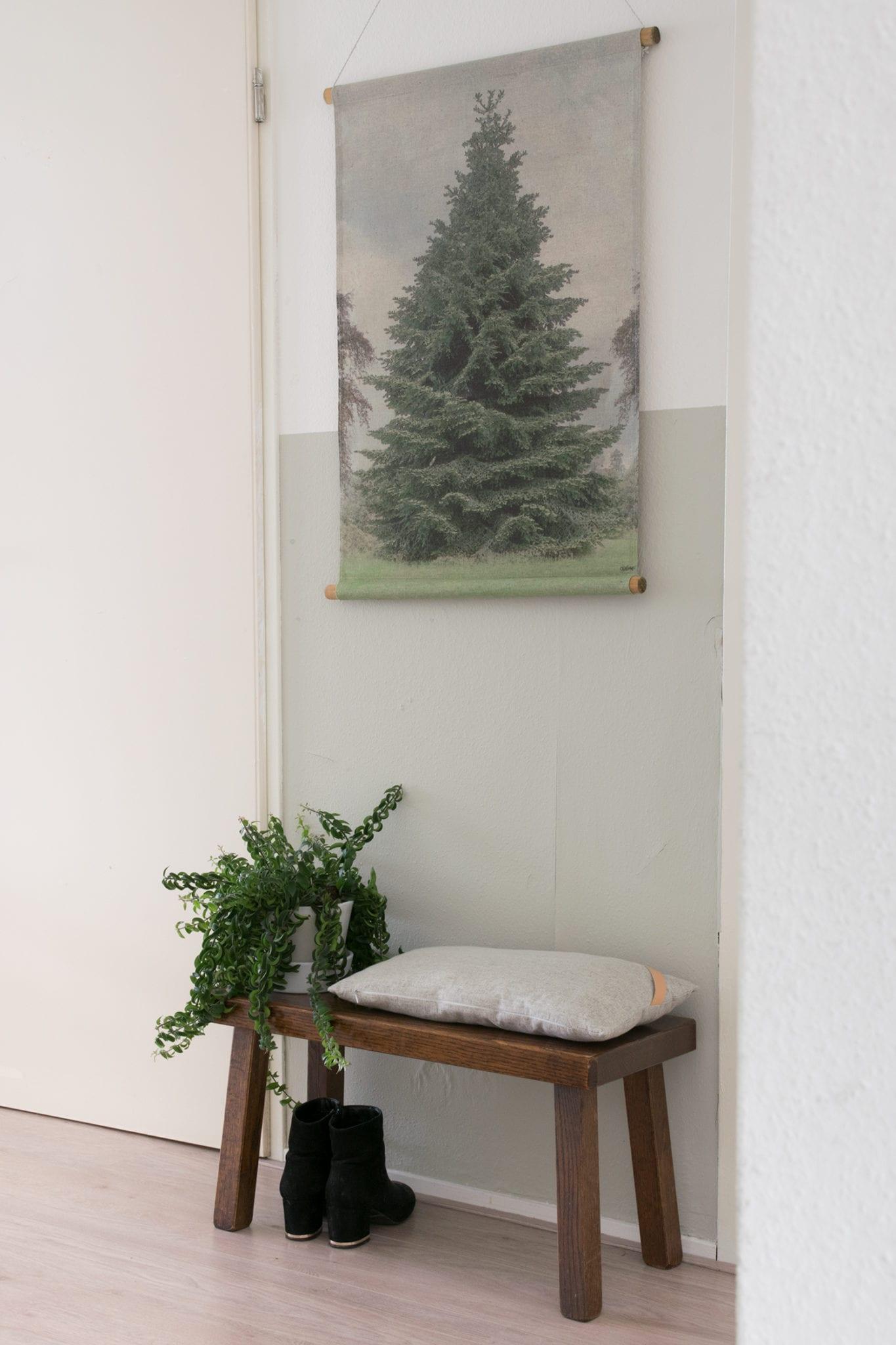 Binnenkijken bij Hilgré - kerstposter