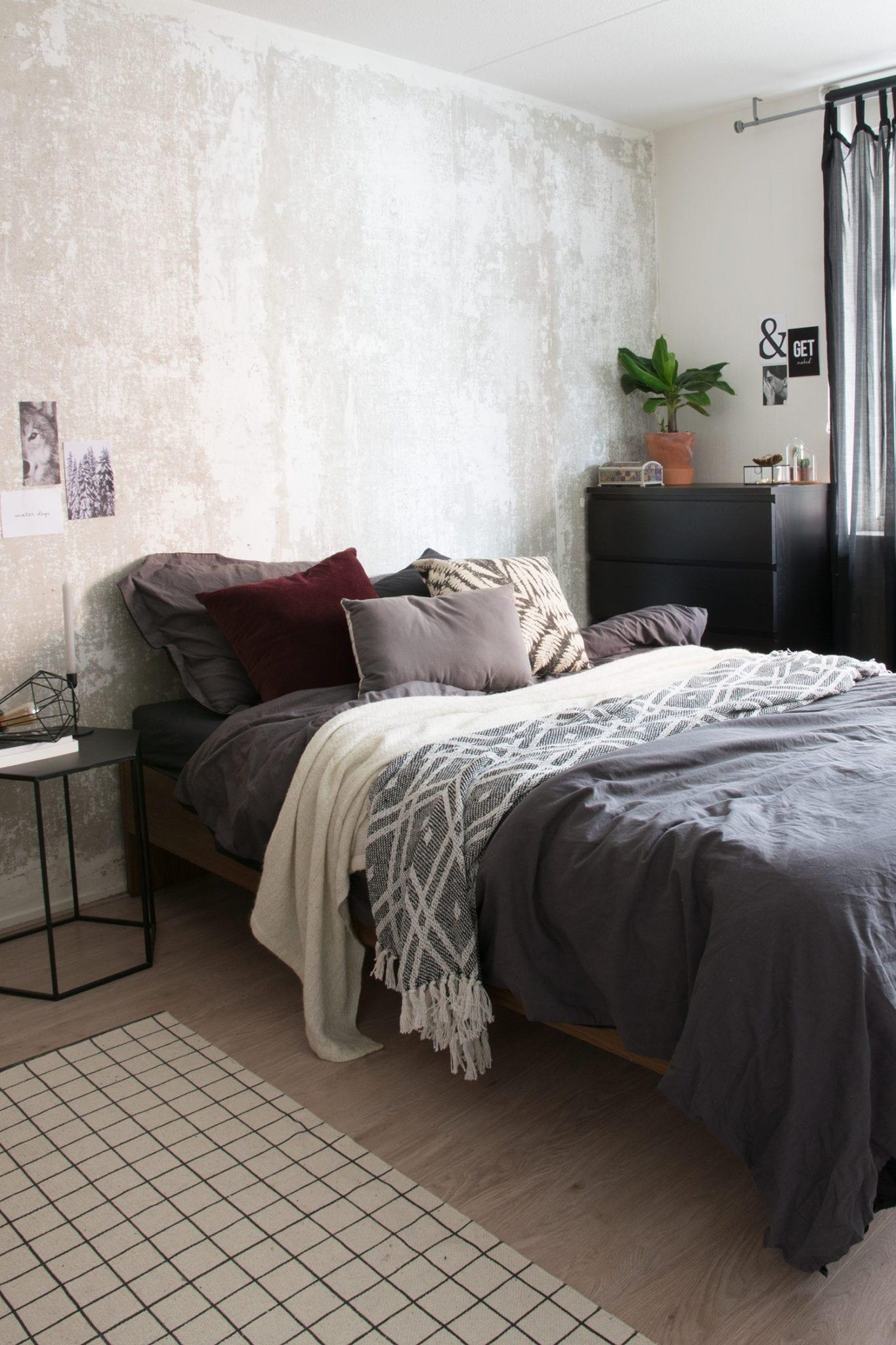 Binnenkijken bij Hilgré slaapkamer - Woontrendz