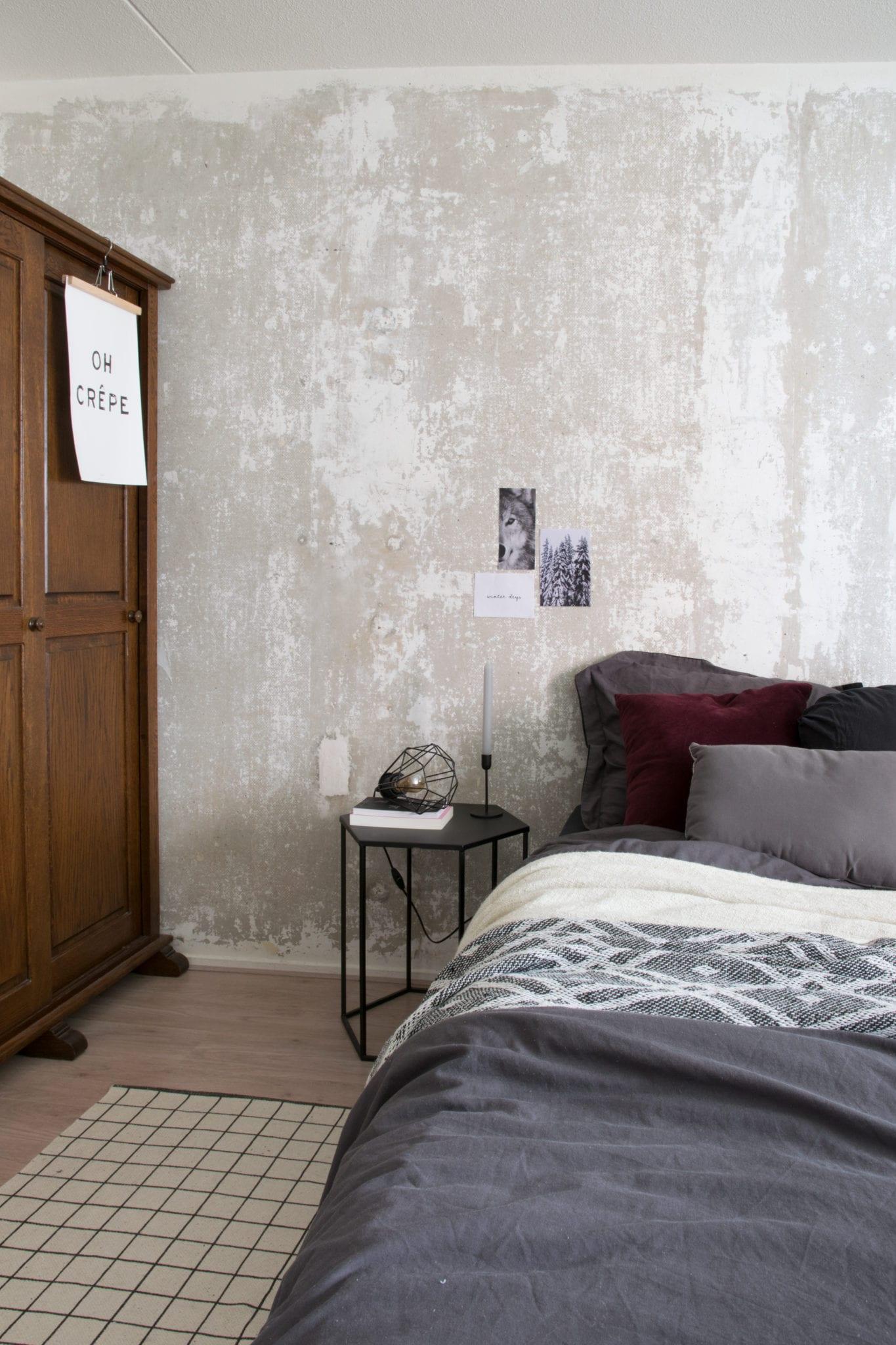 Binnenkijken bij Hilgré slaapkamer