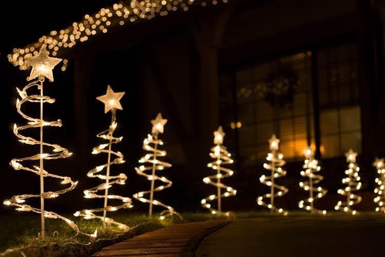 Kerstverlichting voor buiten