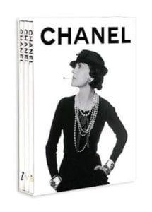 Chanel boek trilogie