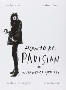 Boek How to be Parisian