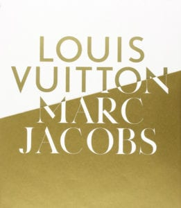 Boek Louis Vuitton en Marc Jacobs