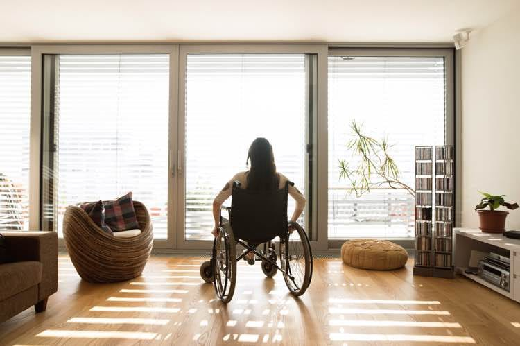 Woning rolstoel geschikt - mindervaliden