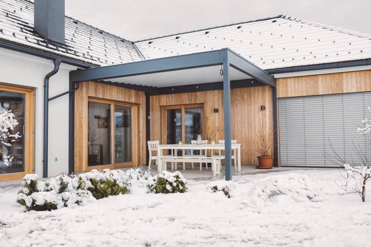 Tuinmeubilair beschermen in de winter