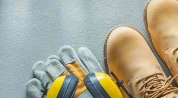 Veilige werkschoenen
