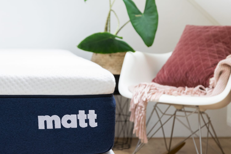 Matt Sleeps matras review