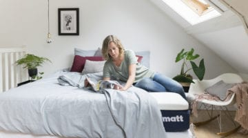 Review Matt Sleeps matras
