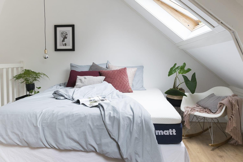 Matras Matt Sleeps bij Woontrendz