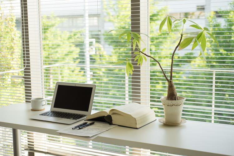 Jaloezieën kantoor - werkkamer