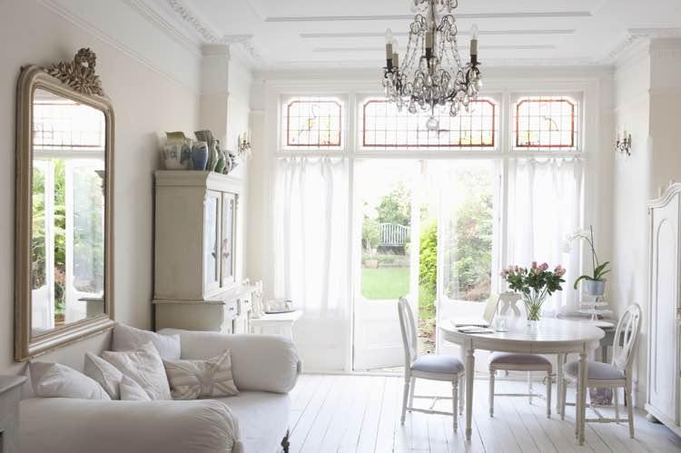 Witte Barok Spiegel : Grote barok spiegel bernini gratis levering soekis
