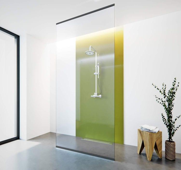 Creëer licht en ruimte in de badkamer