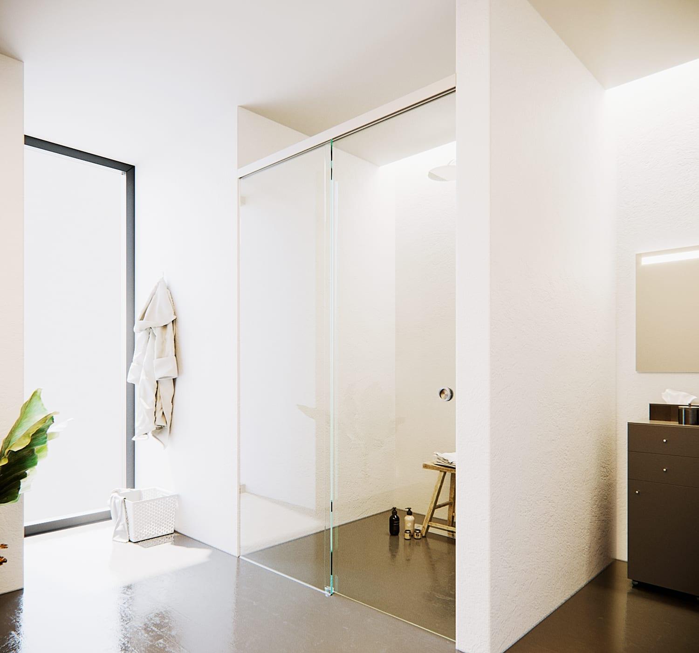 Creëer licht in je badkamer
