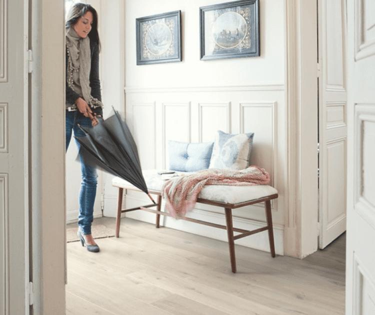 Woontrendz laminaat of tapijt